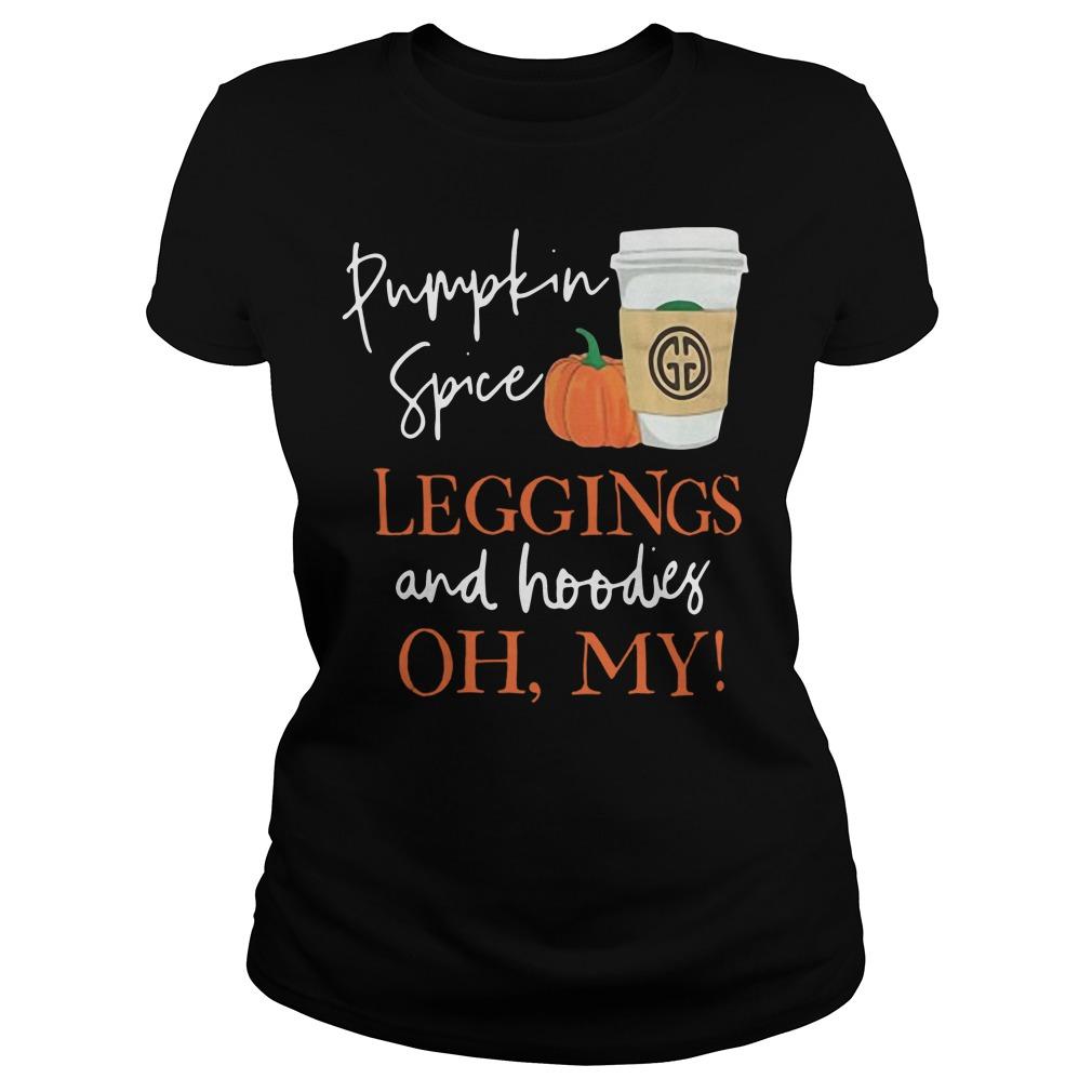 Girlie Girl Originals Pumpkin Spice Dark Chocolate Ladies shirt
