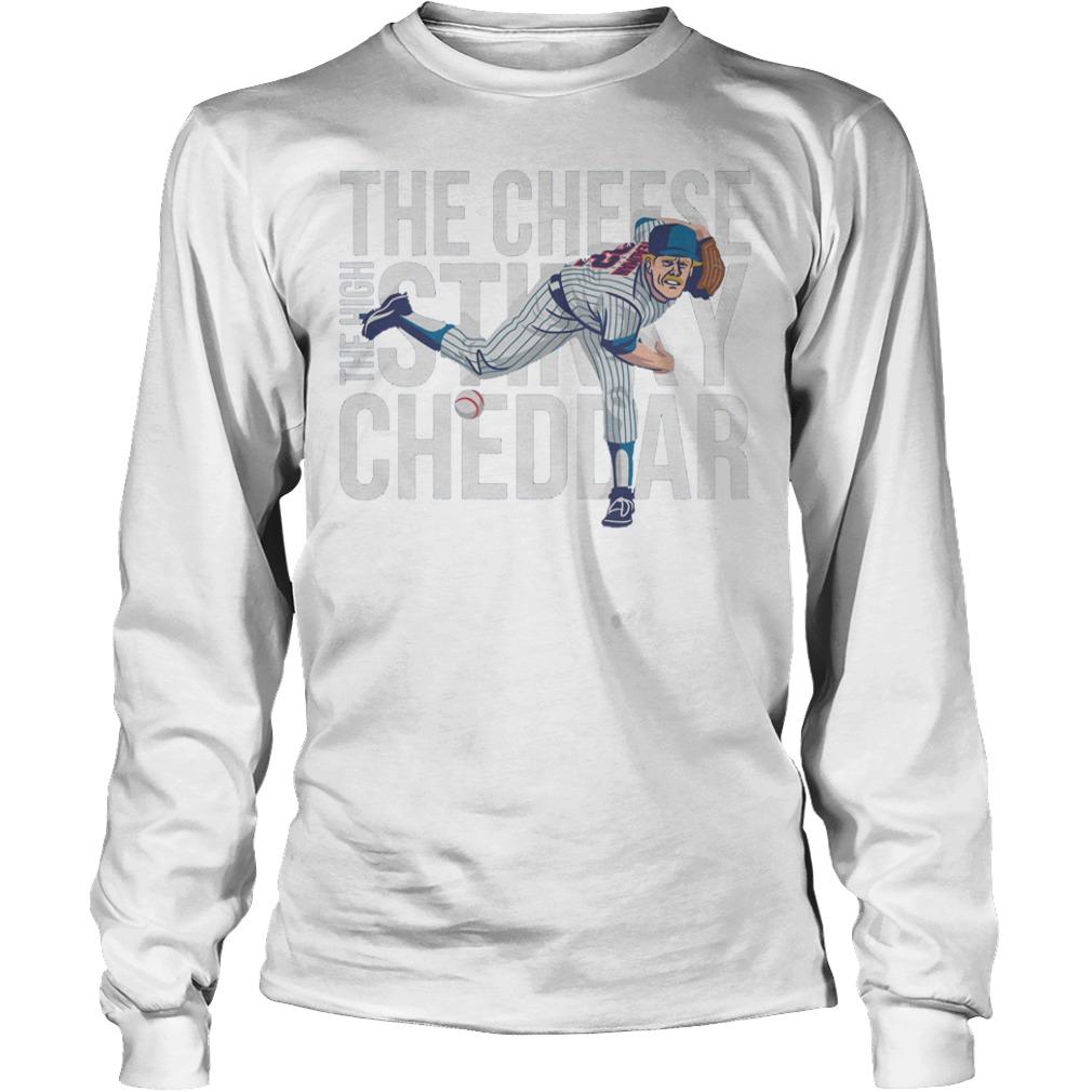 High Stinky Cheddar Longsleeve Shirt