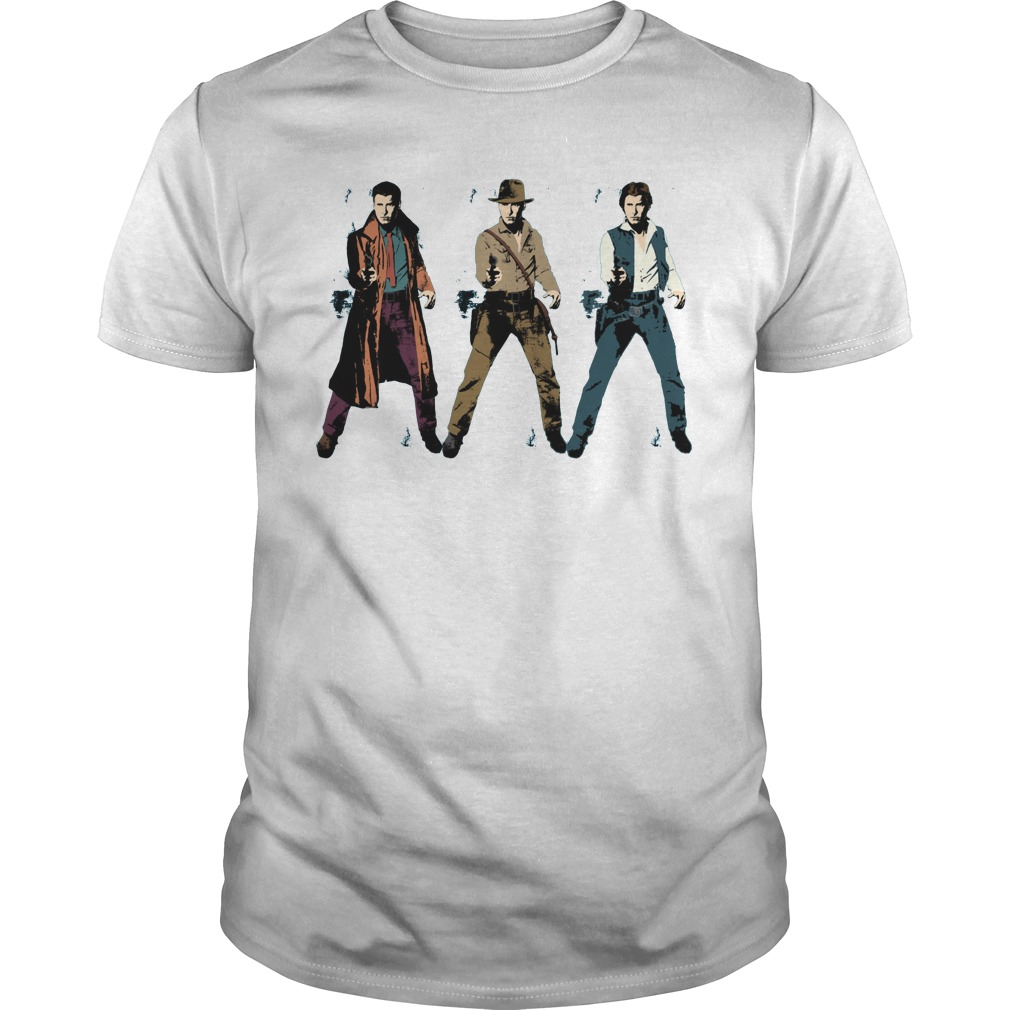 Official Harrison Ford Guys shirt