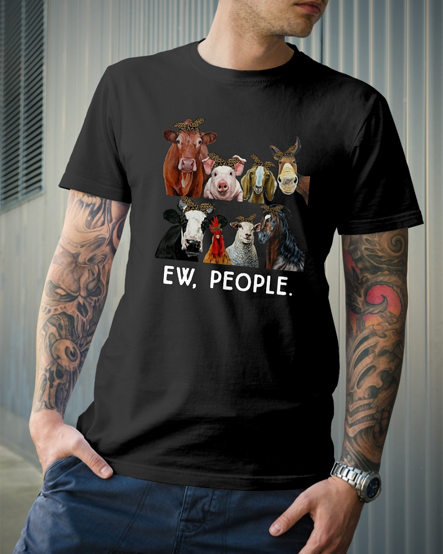 Team farmer ew people shirt