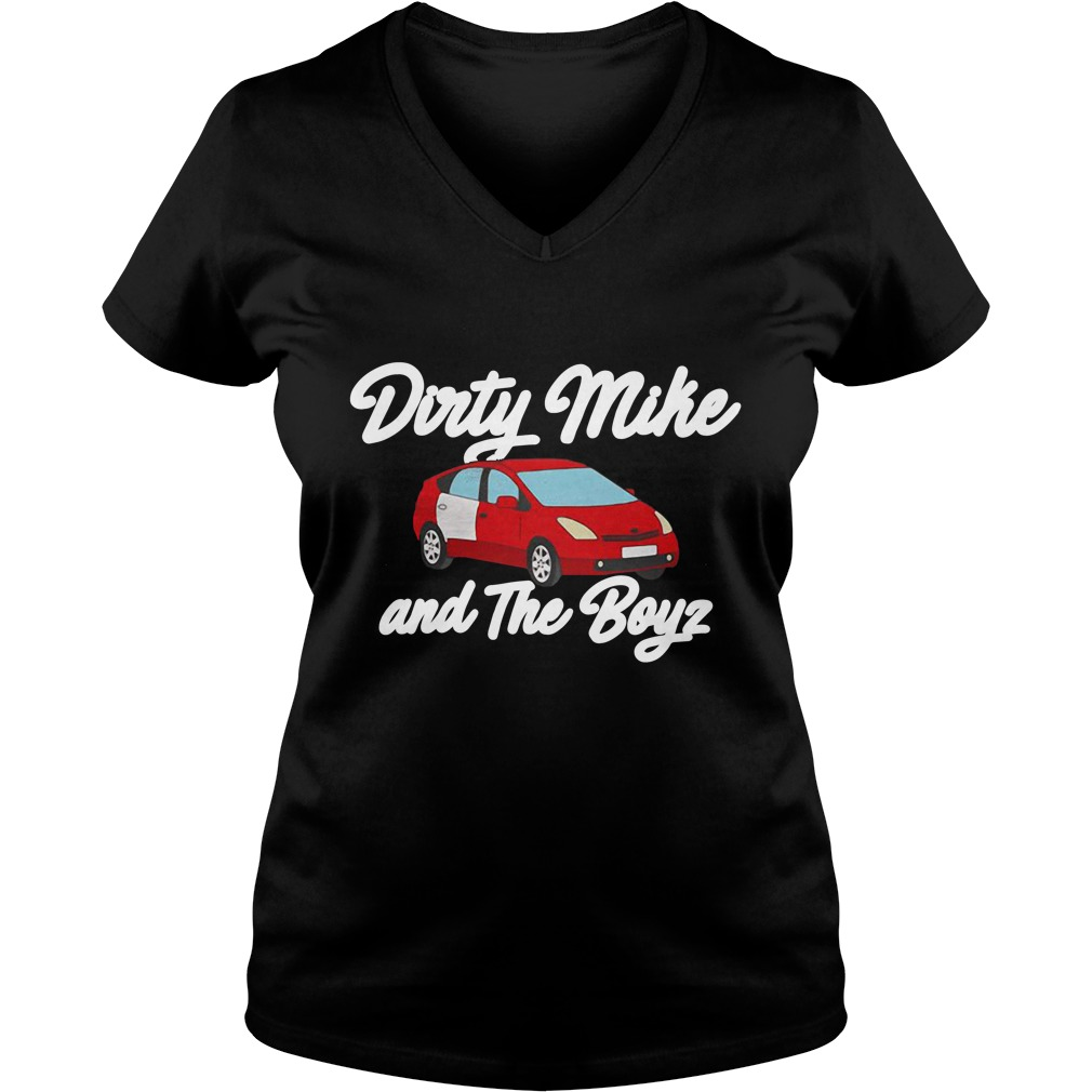 Dirty Mike And The Boyz Ladies v neck
