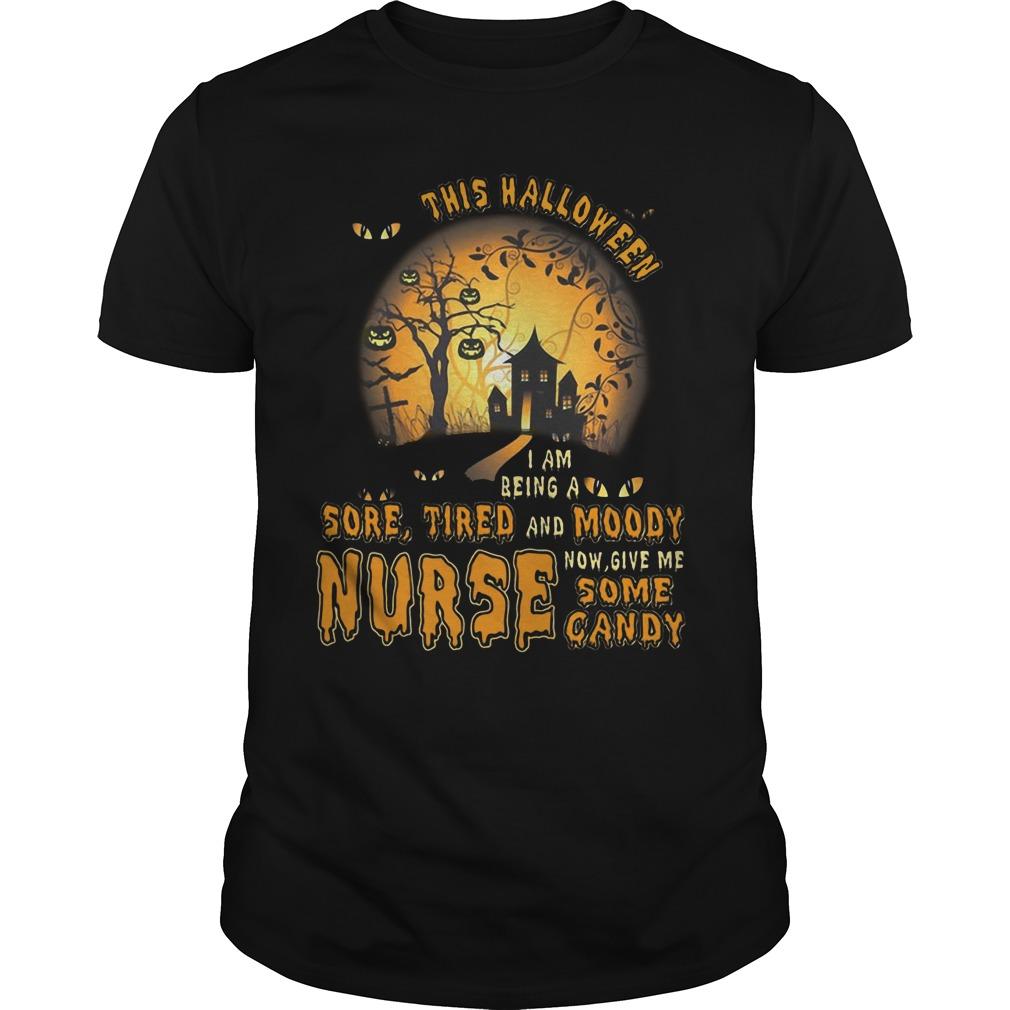 This Halloween Nurse Guys shirt