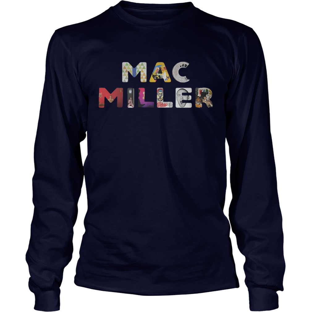 Keep Your Memories Alive Mac Miller Longsleeve Shirt