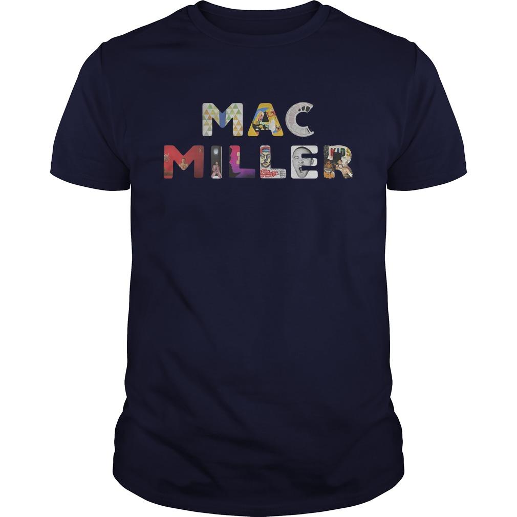 Keep Your Memories Alive Mac Miller Guys Shirt