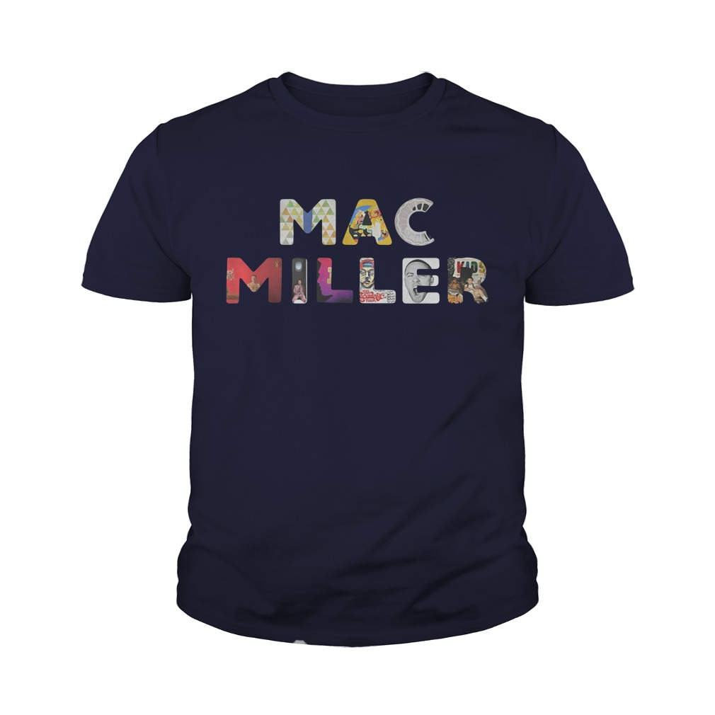 Keep Your Memories Alive Mac Miller Youth Shirt