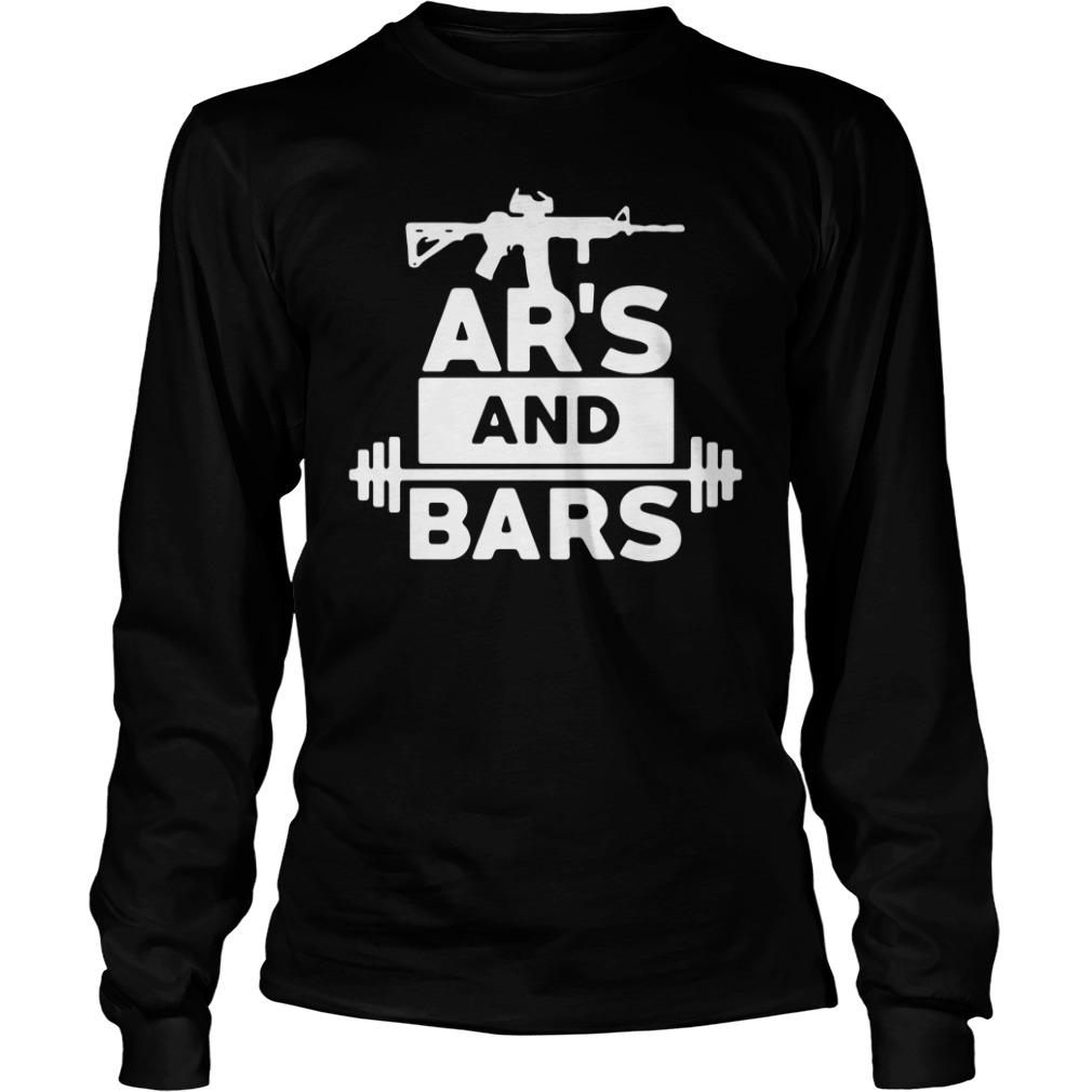 Official Ar's and Bars Longsleeve Shirt