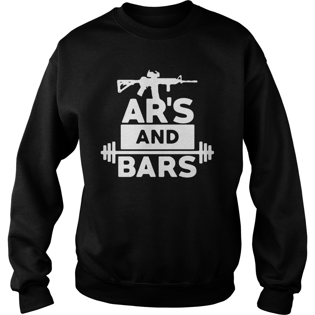 Official Ar's and Bars Sweatshirt