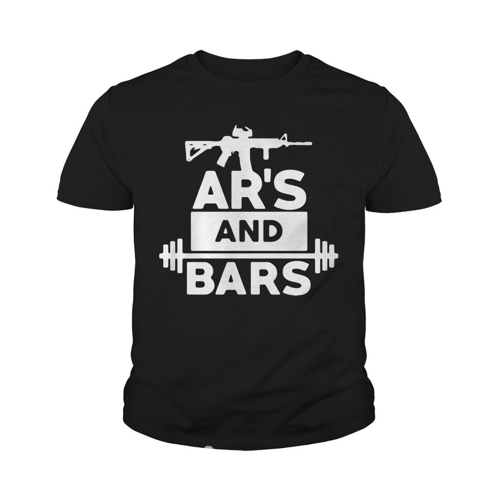 Official Ar's and Bars Youth Shirt