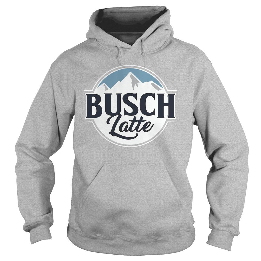 Official Busch Latte Busch Light Hoodie
