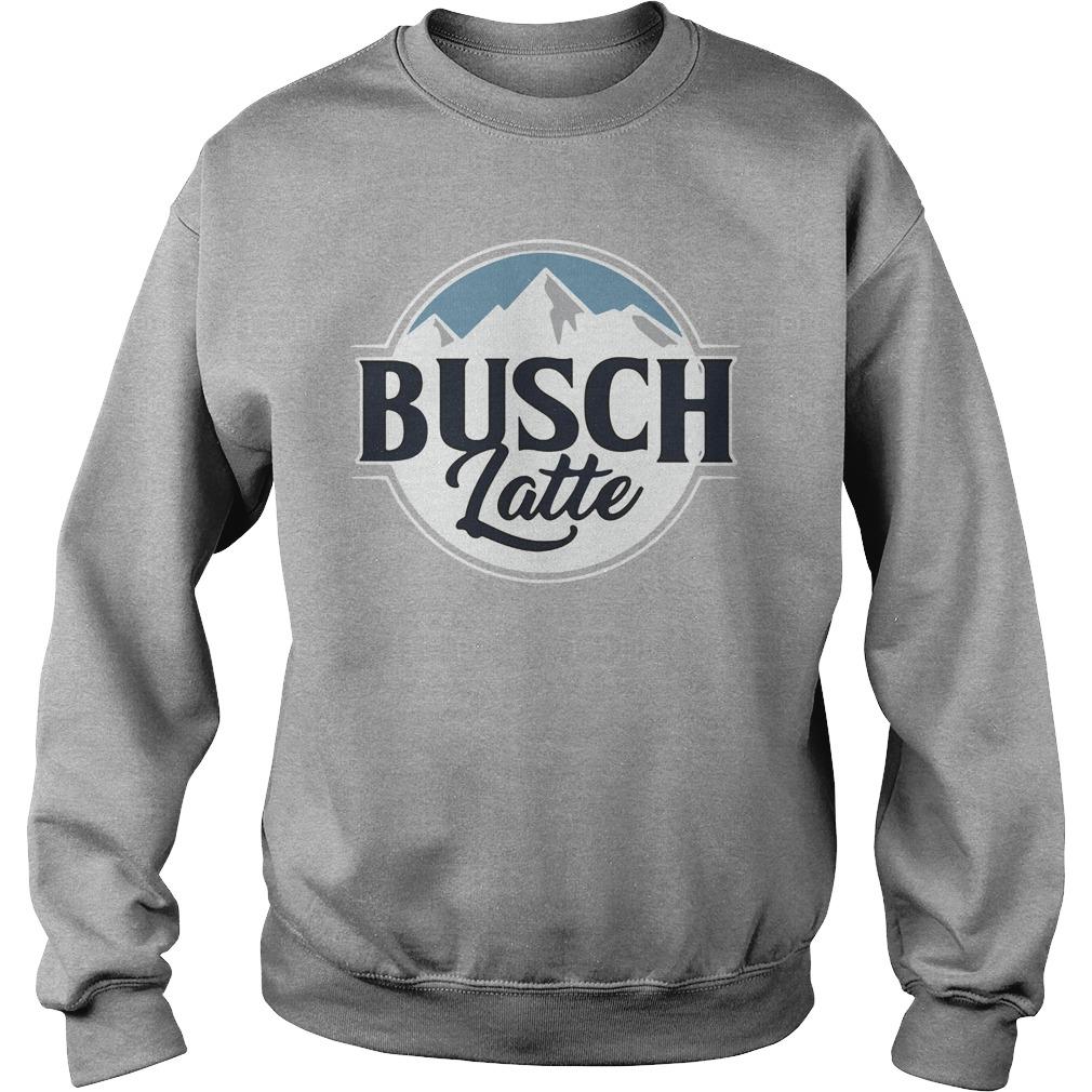 Official Busch Latte Busch Light Sweater