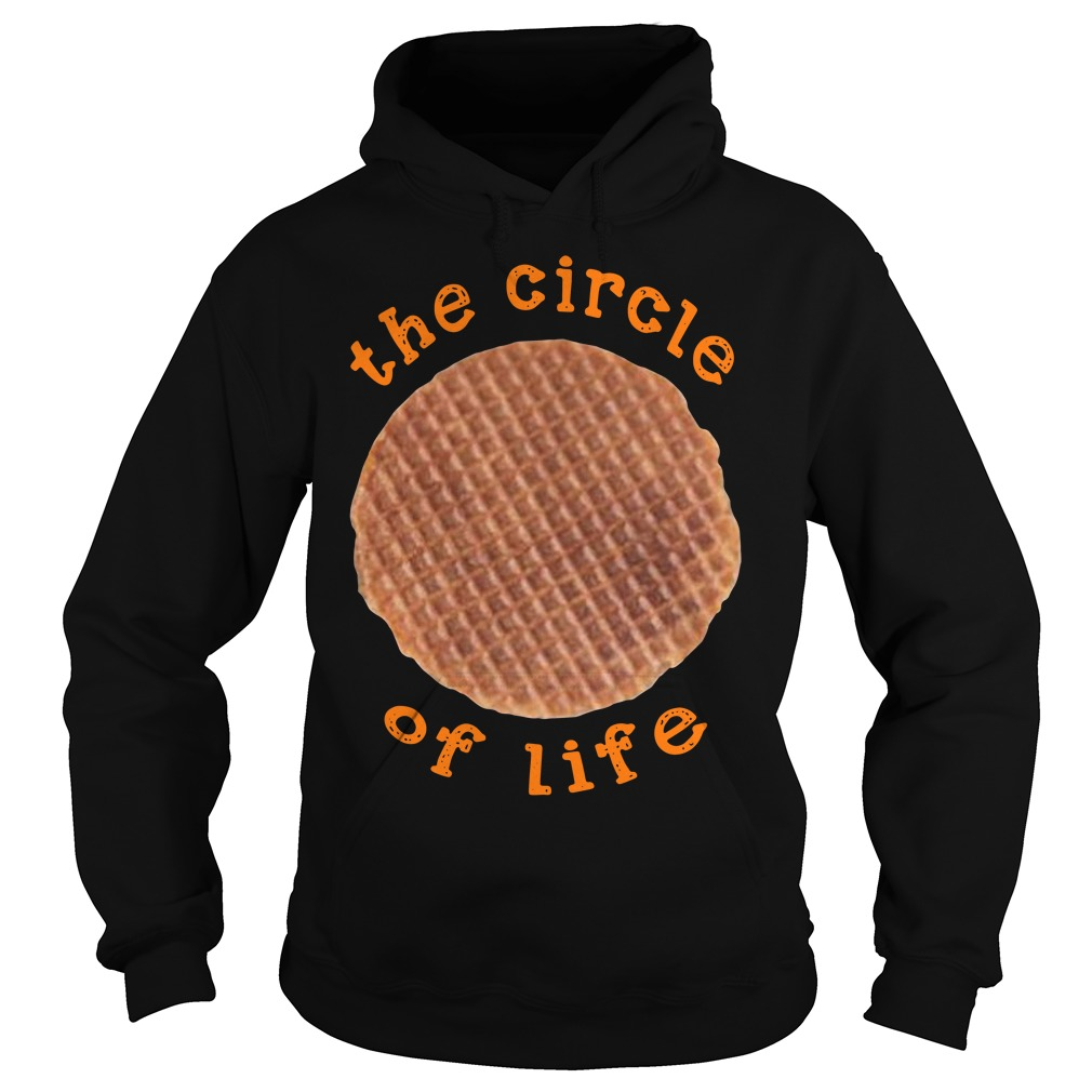 Official The Circle Of Life Hoodie