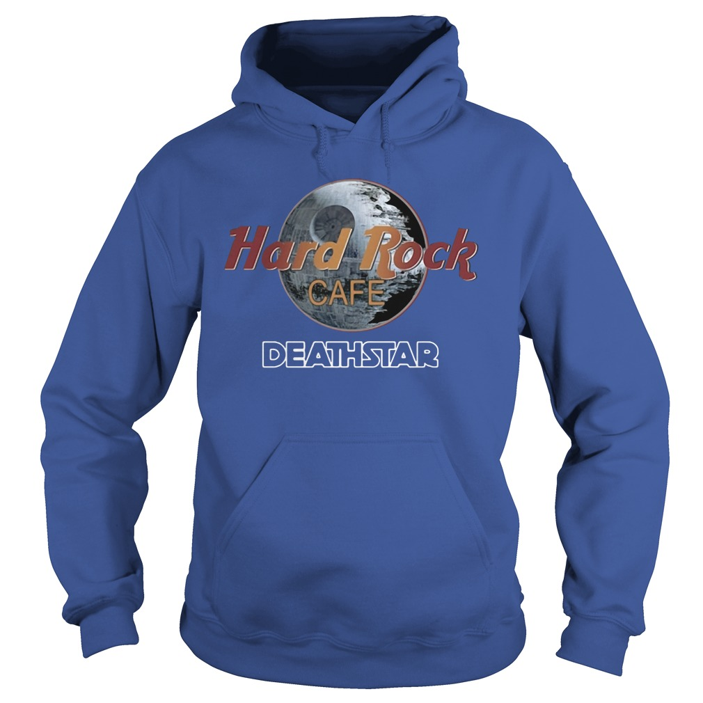Official Death Star Hard Rock Cafe Hoodie