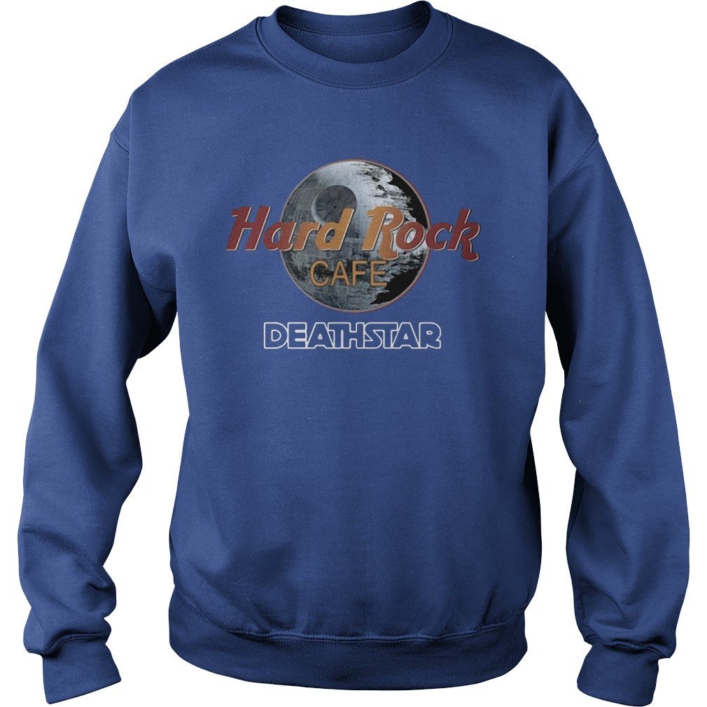 Official Death Star Hard Rock Cafe Sweater
