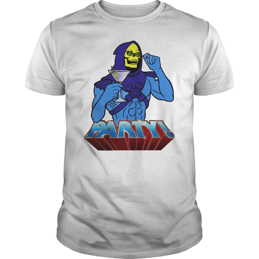 Official Killer Martini Party Guys shirt
