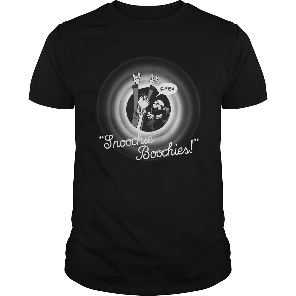 Official Snoochie Boochies Guys Shirt