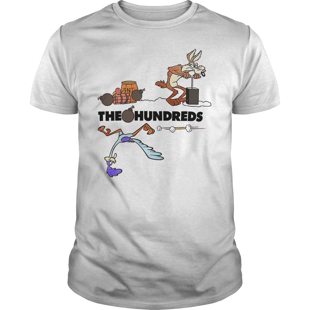 The Hundreds x Acme TNT Guys shirt