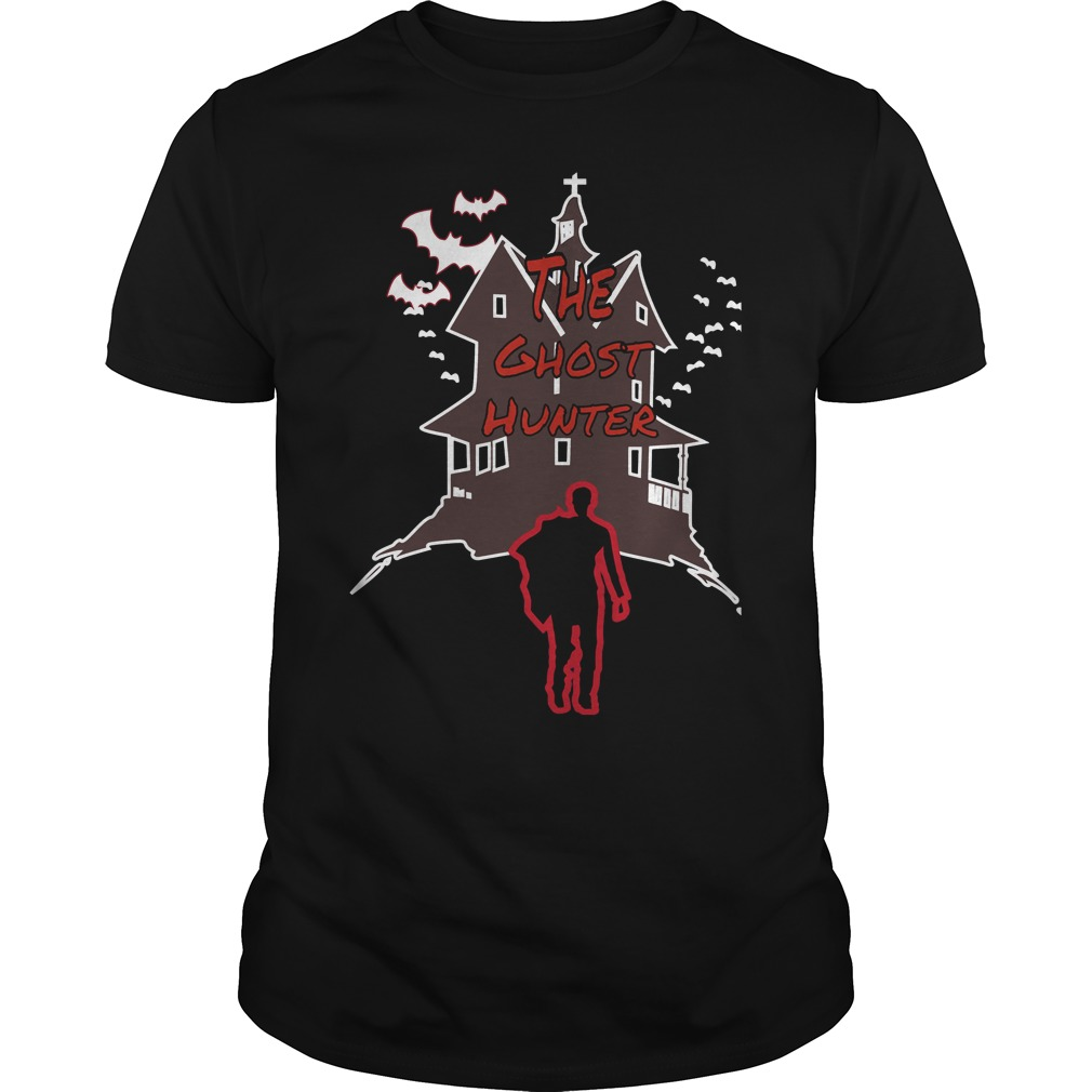 Official The ghost hunter Guys shirt