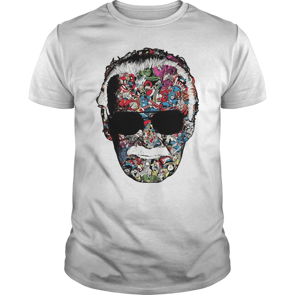 Stan Lee Marvel Father Of Marvel Guys Shirt