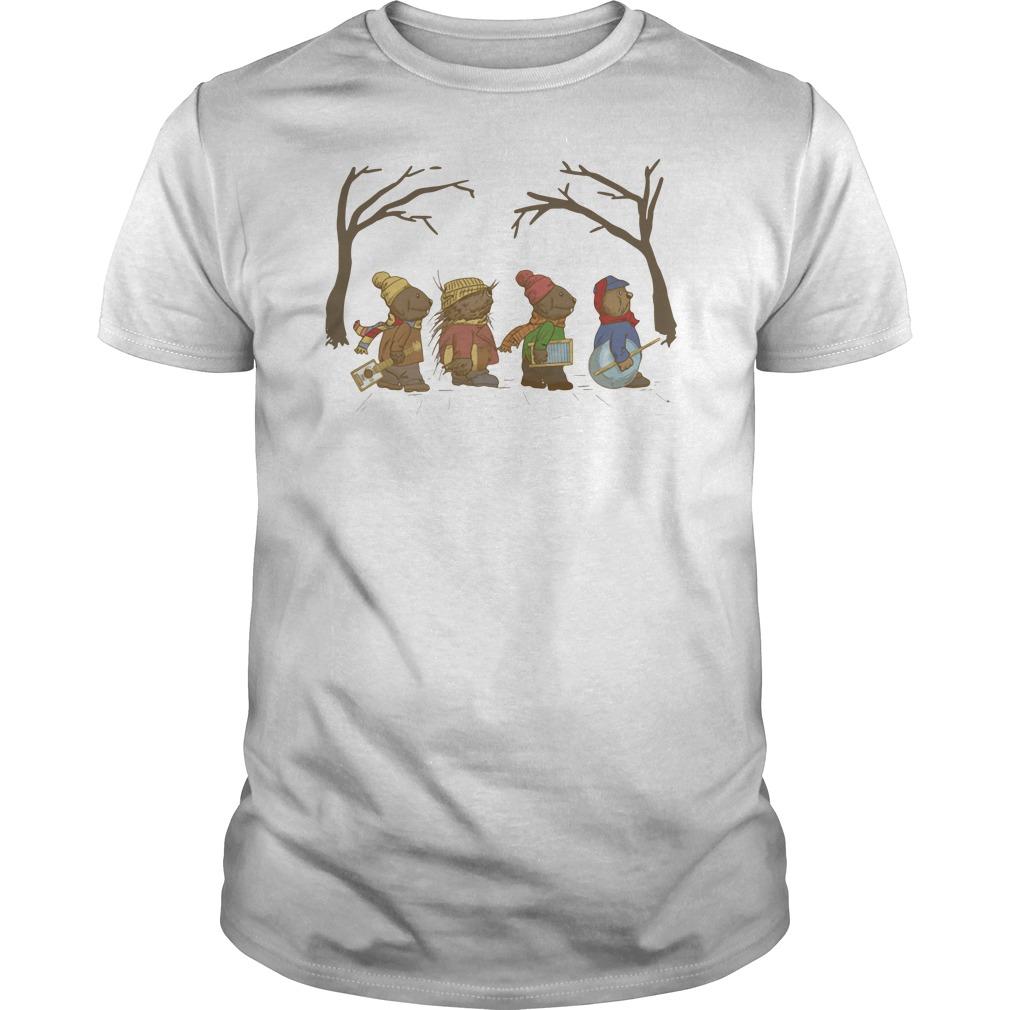 Jug Band Road Emmet Otter Guys shirt