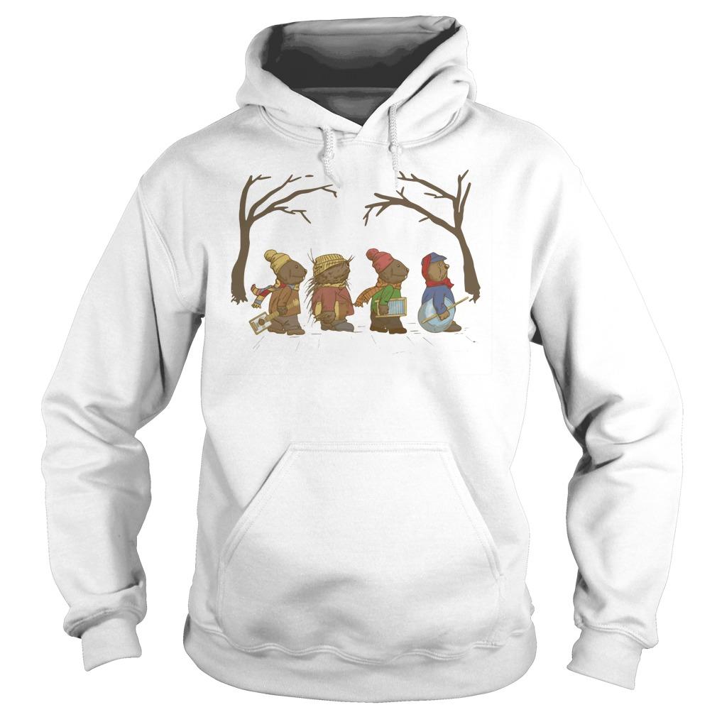 Jug Band Road Emmet Otter Hoodie