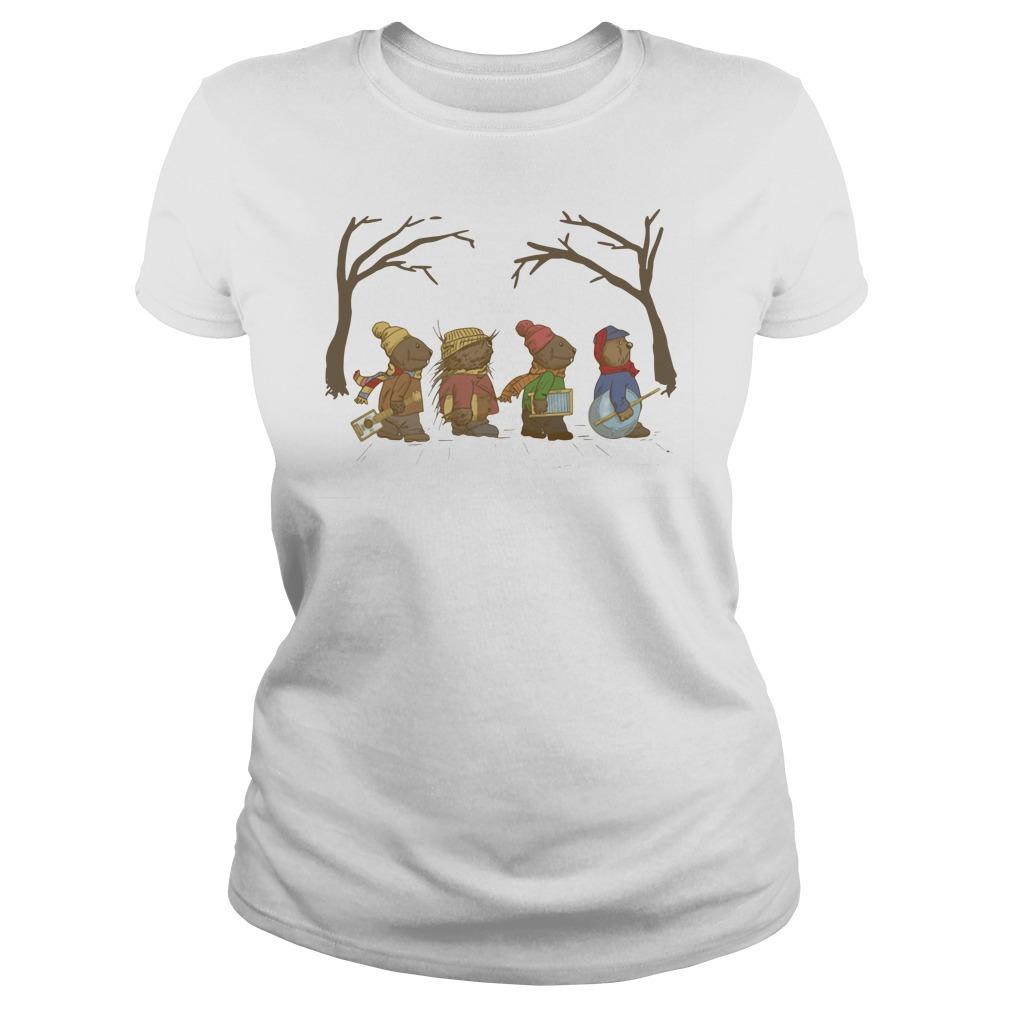 Jug Band Road Emmet Otter Ladies shirt