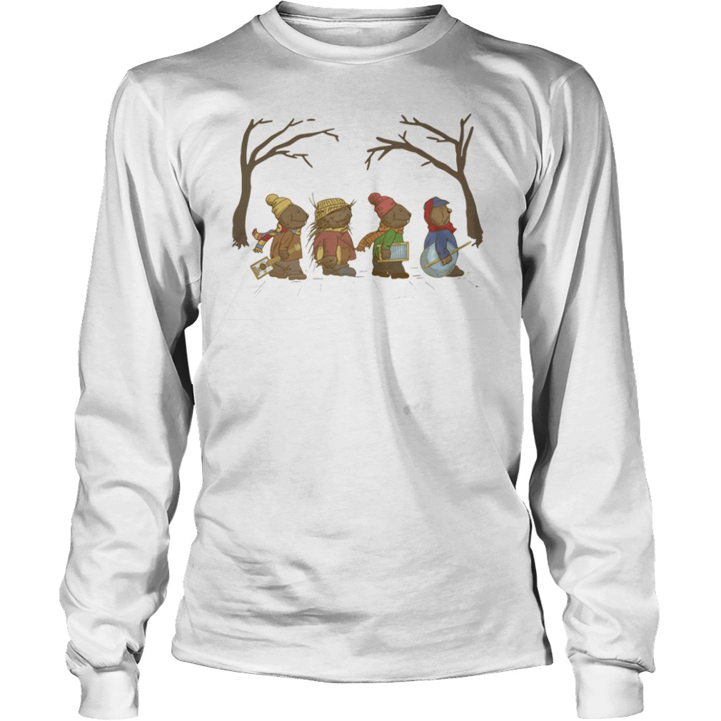 Jug Band Road Emmet Otter Longsleeve shirt
