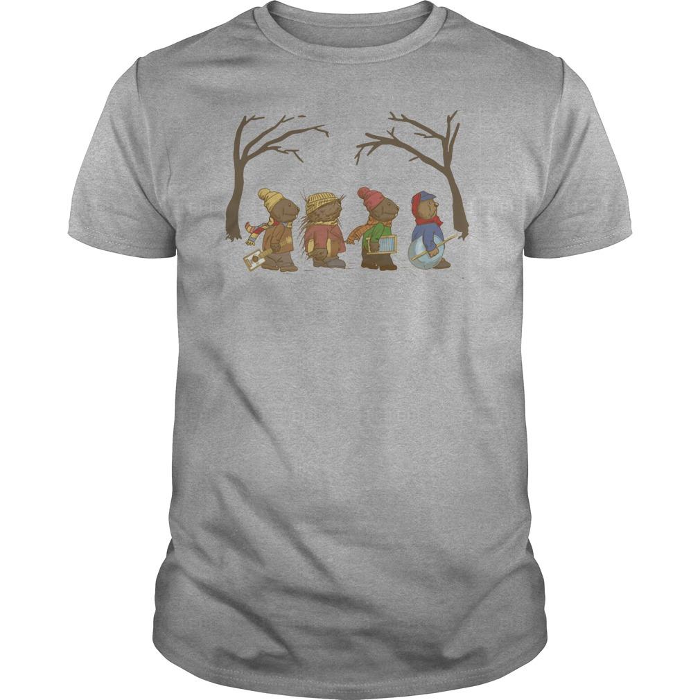 Jug Band Road Emmet Otter Unisex shirt