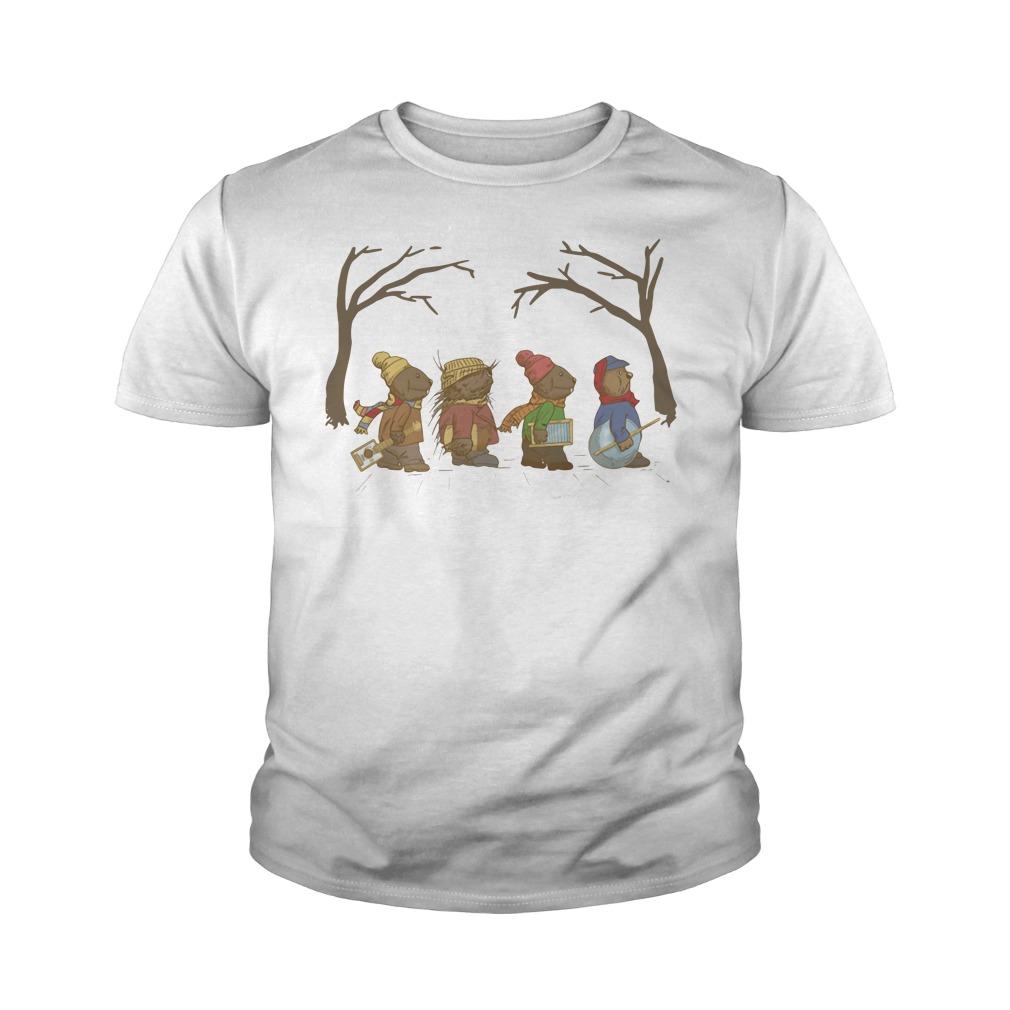 Jug Band Road Emmet Otter Youth shirt