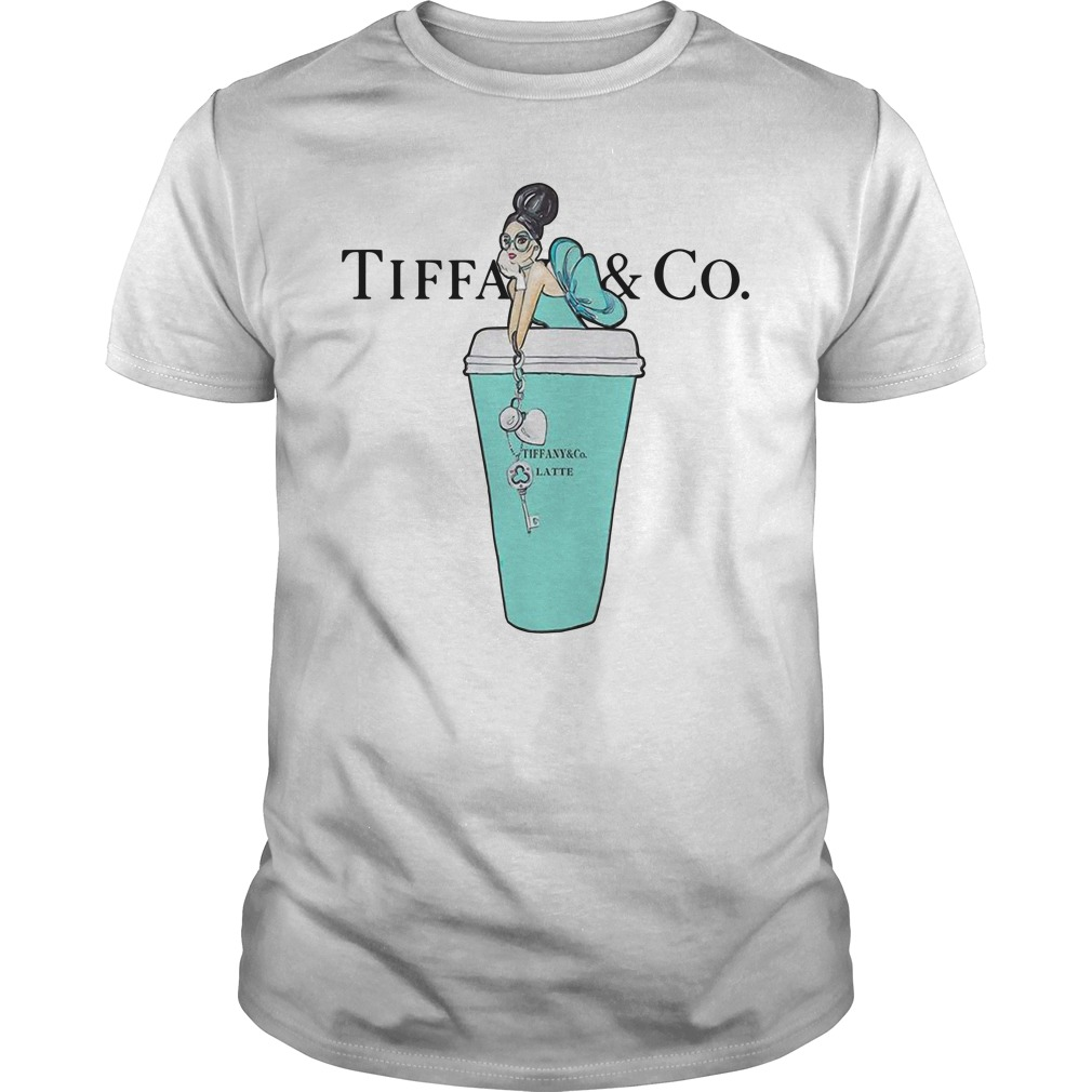 Official Tiffany And Co Latte Shirt