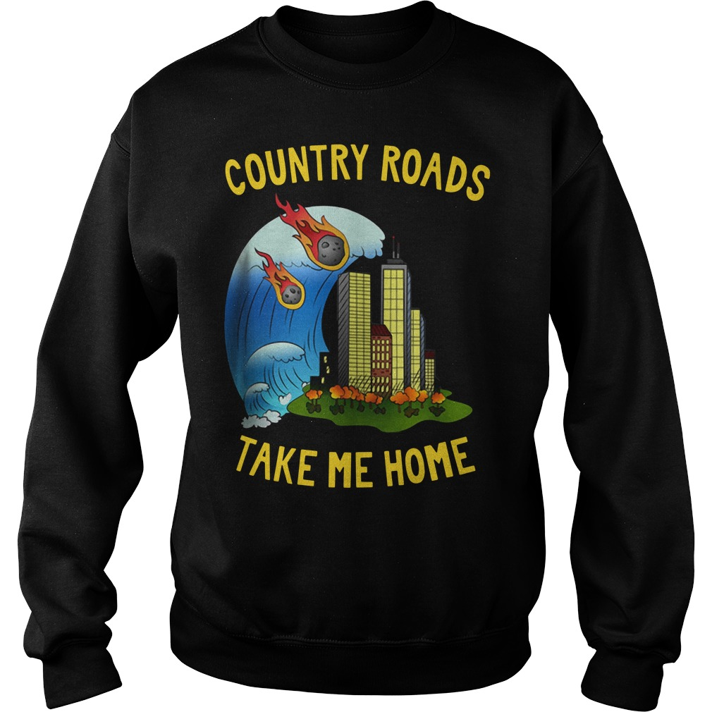 The Country Roads Take Me Home Sweater