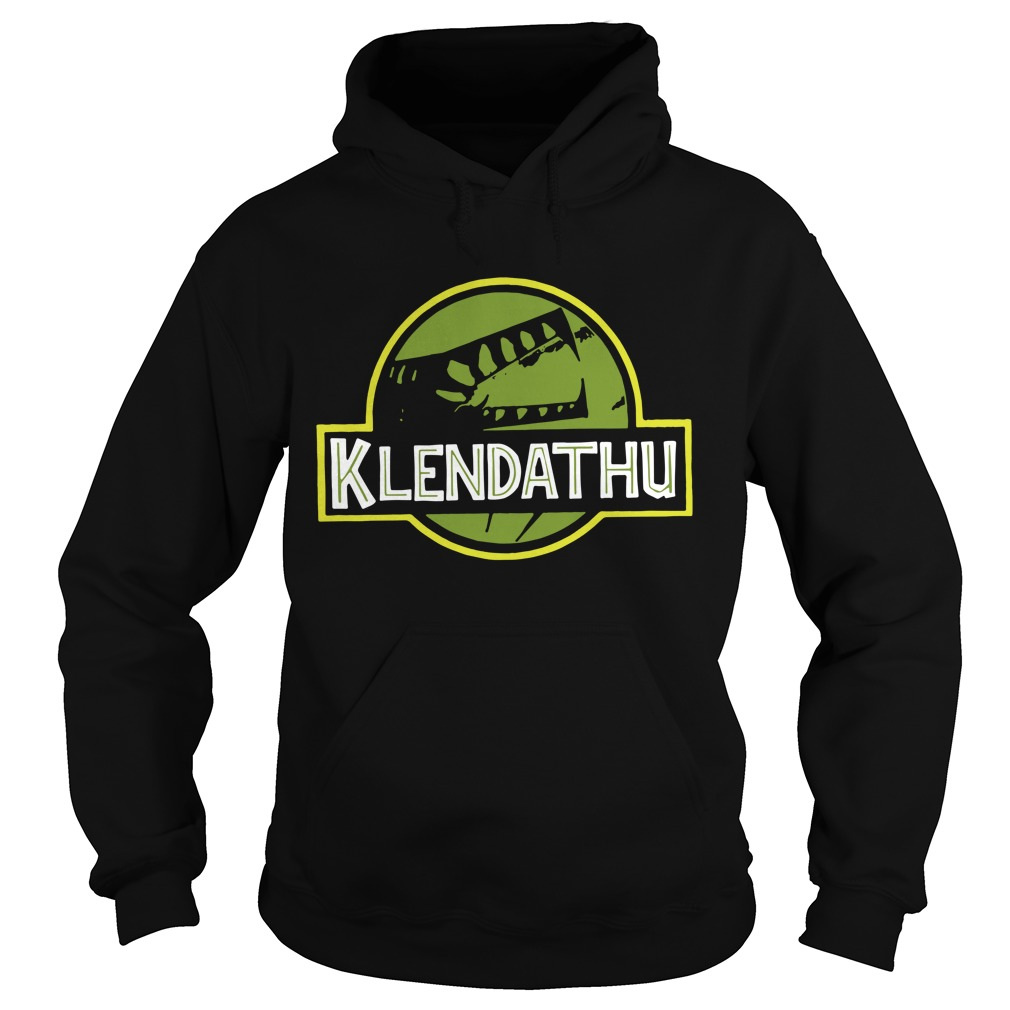 Official Klendathu Unisex Hoodie