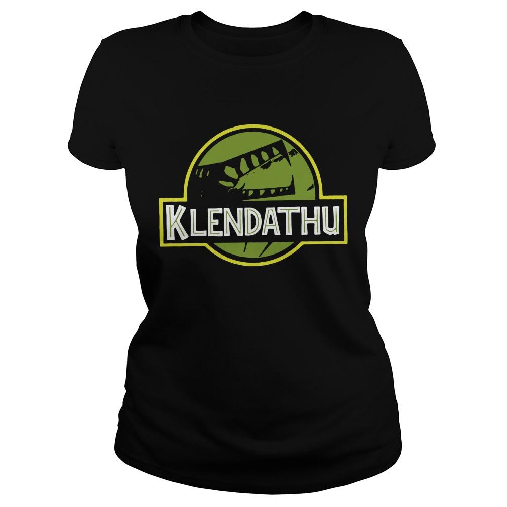 Official Klendathu Unisex Ladies Shirt