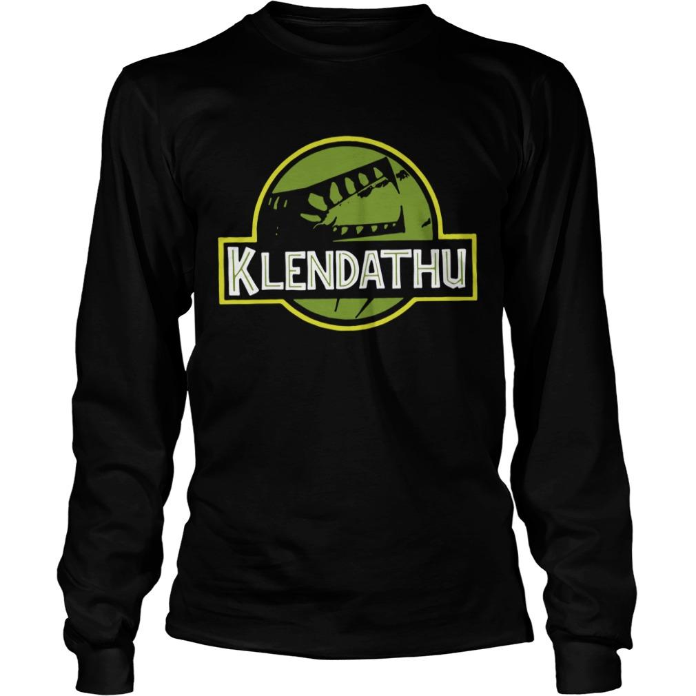 Official Klendathu Unisex Longsleeve Shirt
