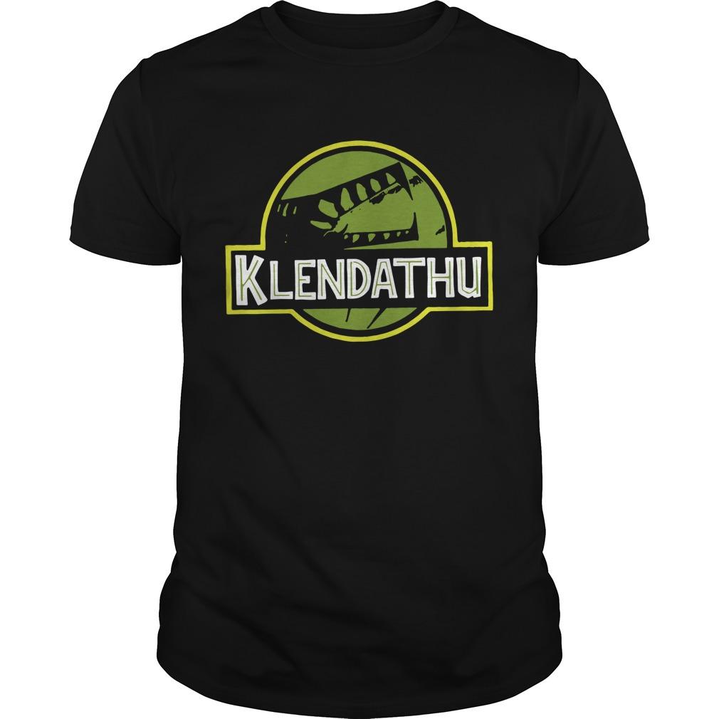 Official Klendathu Unisex Shirt