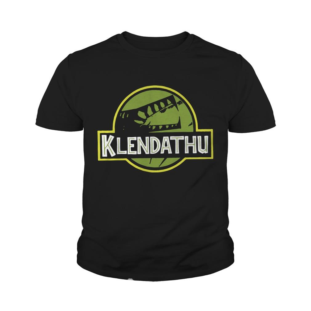 Official Klendathu Unisex Youth Shirt