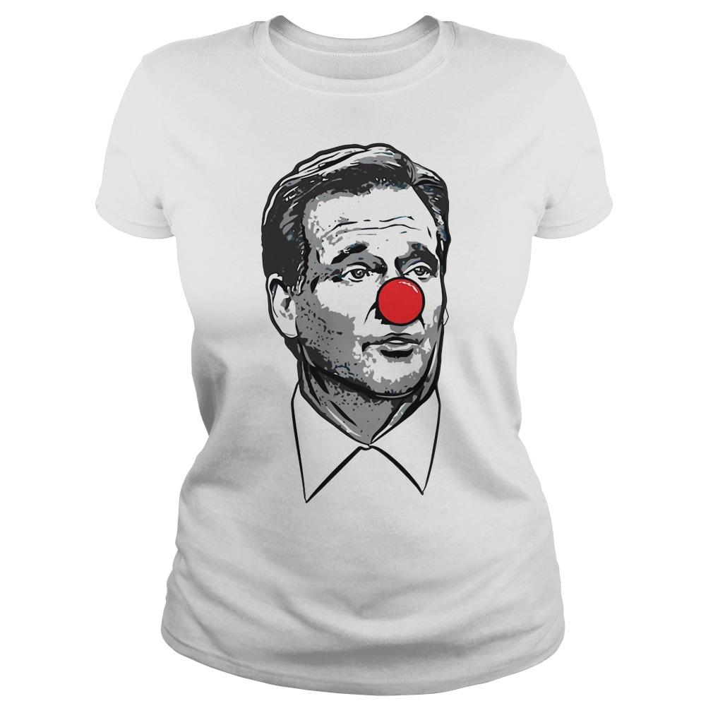 Roger Goodell Clown Towel Barstool Sports Shirt