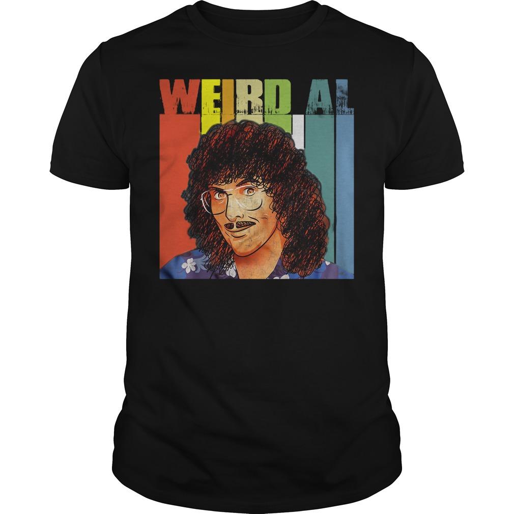 Official Weird Al Vintage Shirt