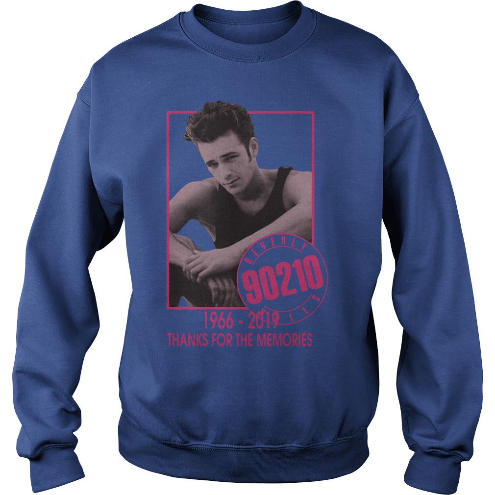 Dylan Mckay Beverly Hills 90210 Luke Perry 1966 2019 Sweater
