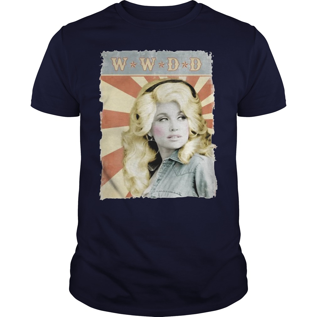 Kristin Chenoweth What Would Dolly Do Guys Shirt