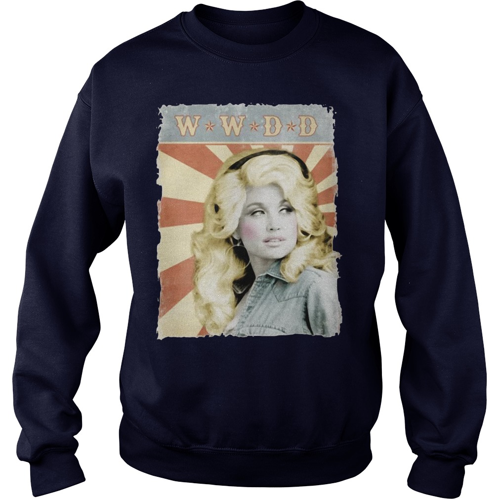 Kristin Chenoweth What Would Dolly Do Sweater