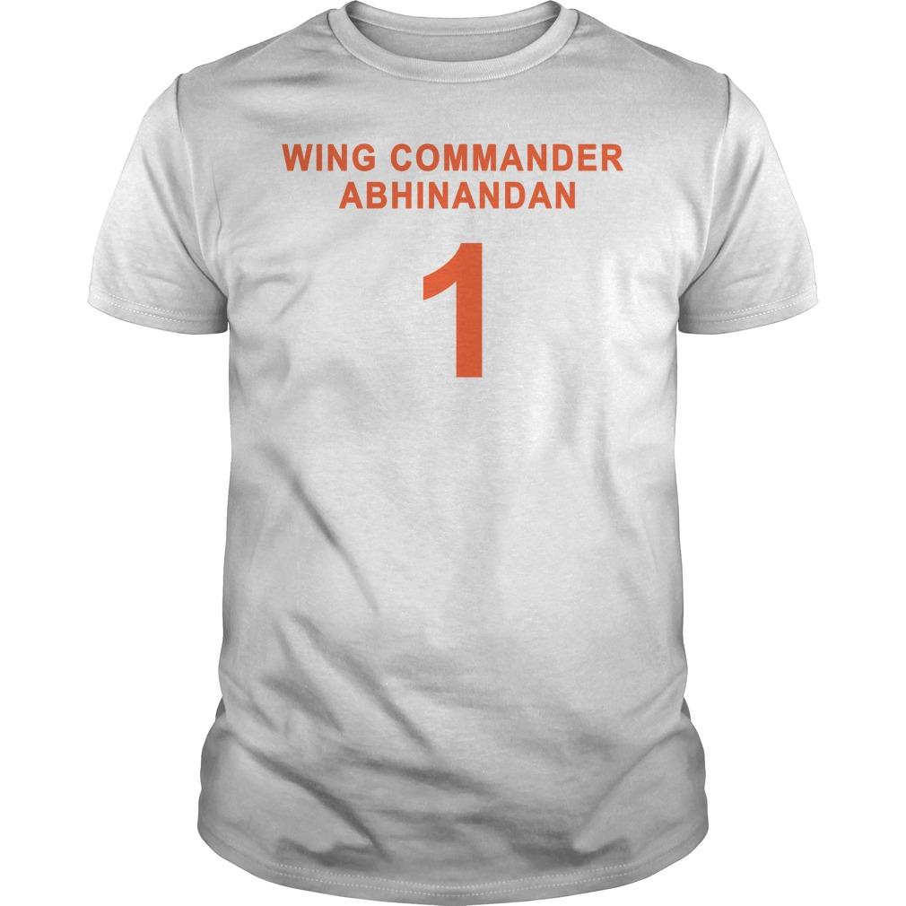 Wing Commander Abhinandan 1 Shirt