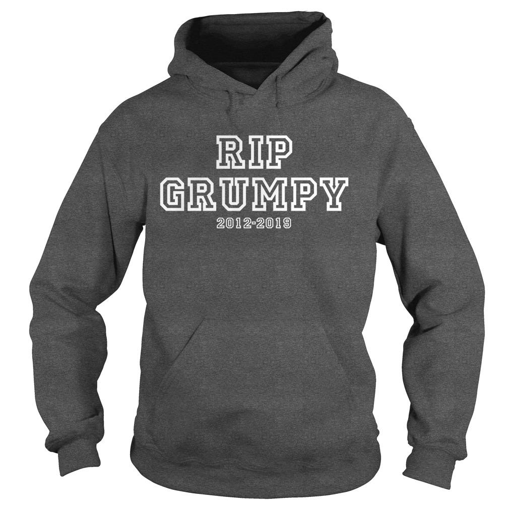 Rip Grumpy Cat Hoodie