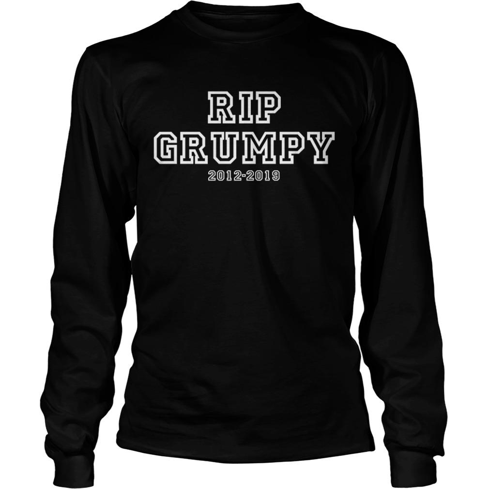 Rip Grumpy Cat Longsleeve Shirt